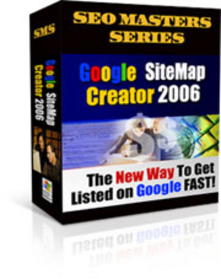 Product picture Google Site Map Creator  - Resell and Private Label Right